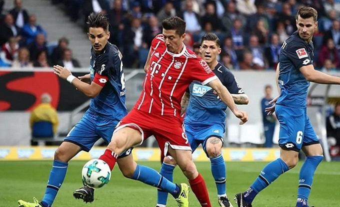 Lịch thi đấu bóng đá Bundesliga vòng 2