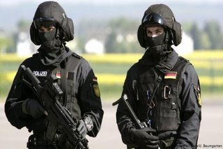 Đức huấn luyện lực lượng chống khủng bố như thế nào?