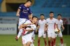 Hà Nội 0-0 Viettel: Hấp dẫn derby Thủ đô (H2)