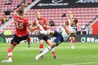Southampton 0-0 Tottenham: Harry Kane ăn mừng hụt (H1)
