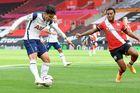 Southampton 1-1 Tottenham: Son Heung-min lập công (H2)