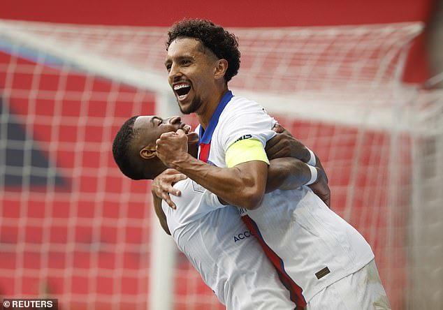 Mbappe và Di Maria tỏa sáng, PSG thắng trận 'ba sao'