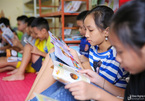 Summer libraries welcome 7,000children in Nghe An