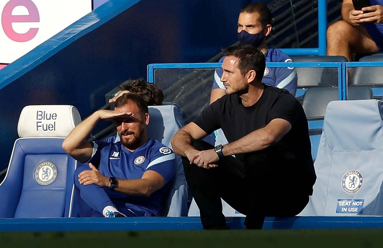 Chelsea bại trận trước Liverpool: Sự khác biệt Lampard và Klopp