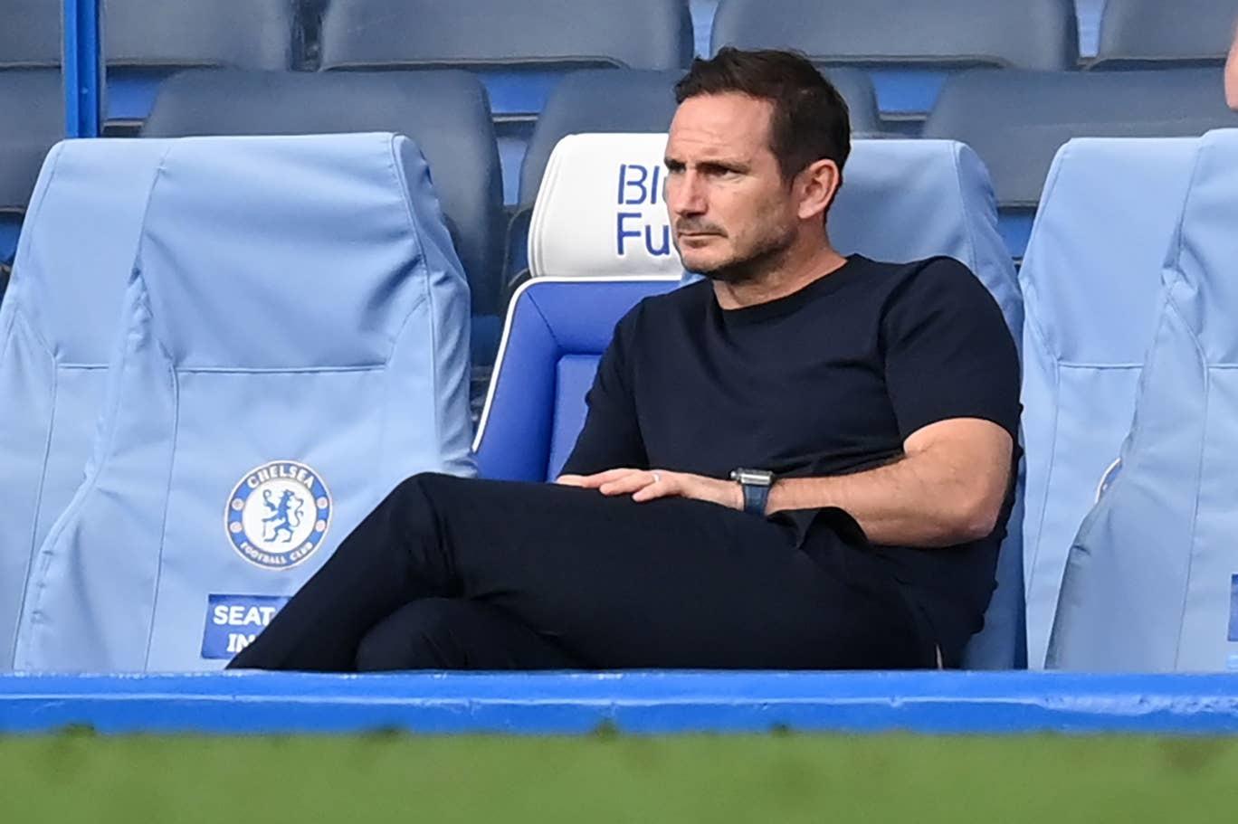 Lampard làm điều không ngờ với Kepa sau sai lầm tệ hại