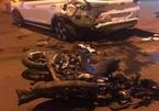 Tông vào ô tô đang đỗ bên đường, 2 thanh niên đi xe máy tử vong