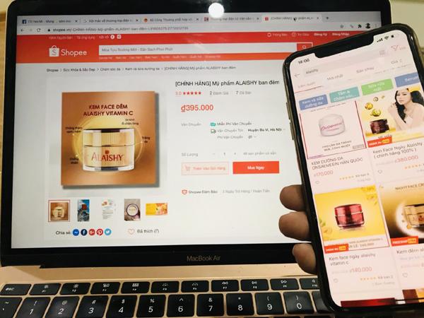 Bất chấp Covid-19, thương hiệu Alaishy đột phá doanh thu nhờ ứng dụng Digital Marketing