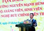 Toàn văn phát biểu của Bộ trưởng Nguyễn Mạnh Hùng tại buổi làm việc với Học viện Công nghệ BCVT