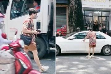 Trấn Thành bị tố 'chảnh chọe', fan xin chụp hình chung mà phớt lờ