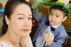 Nhật Kim Anh về quê thăm con, bị chồng cũ giám sát gắt gao