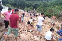 Hai vợ chồng ở Quảng Ninh đi bắt cá, bị nước cuốn tử vong