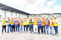 Personnel training begins for HCM City's first metro route