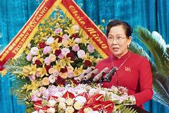 Bà Lê Thị Thủy tái đắc cử Bí thư Tỉnh ủy Hà Nam