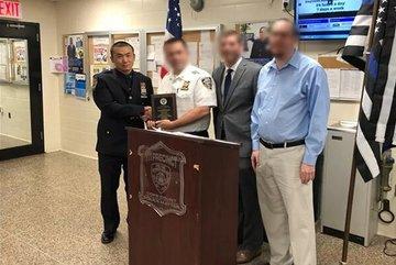 Mỹ bắt giữ cảnh sát làm điệp viên cho Trung Quốc