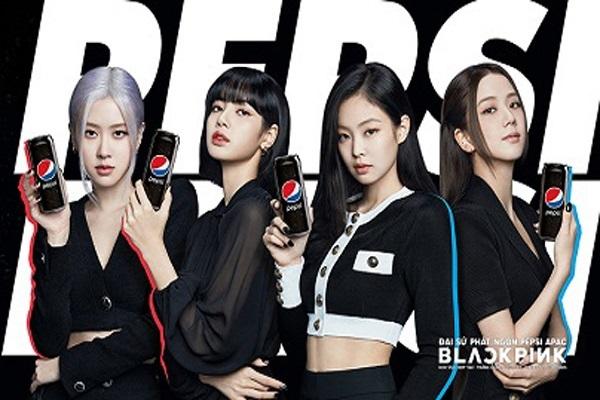 BlackPink trở thành đại diện phát ngôn mới của Pepsi
