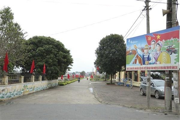 Xã Yên Viên: Sáng-xanh-sạch-đẹp nhờ quyết tâm xây dựng NTM