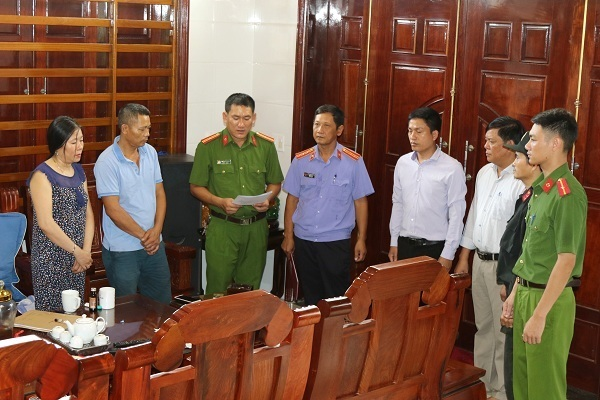 120 công an phá vụ đánh bạc hơn 1.000 tỉ đồng ở Quảng Bình