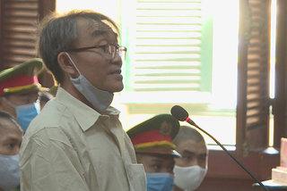 Kẻ cầm đầu băng nhóm đánh bom trụ sở công an bị xử 24 năm tù