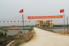 Huyện Lý Nhân đạt chuẩn nông thôn mới