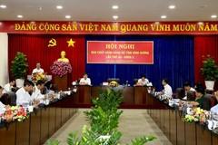 Đại hội Đảng bộ tỉnh Bình Dương nhiệm kỳ 2020-2025 diễn ra từ 13 đến 16/10
