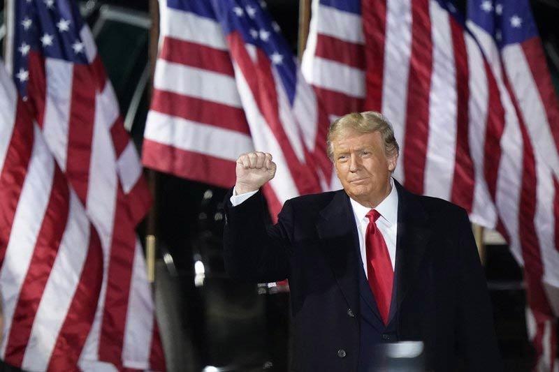 Ông Trump tuyên bố có 'thông điệp mạnh mẽ' cho Trung Quốc