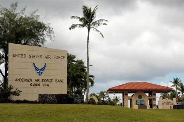 Trung Quốc bị nghi tập tấn công căn cứ Mỹ trên đảo Guam
