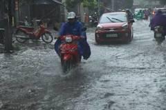 Không khí lạnh tràn về đêm nay, Hà Nội mưa to