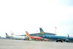 Safety first when reopening international flights