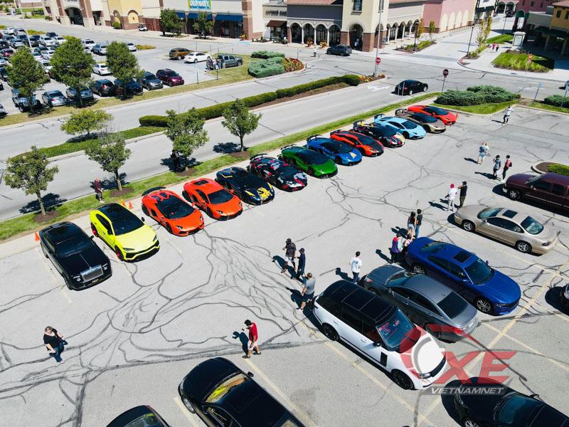 Đại gia người Việt rục rịch chơi siêu xe trở lại