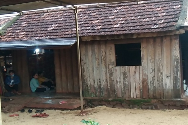 Đi gặt lúa giúp hàng xóm, hai người dân ở Đắk Lắk bị sét đánh tử vong