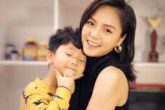 Thu Quỳnh: 'Con tôi và con riêng của người yêu rất quấn quýt nhau'