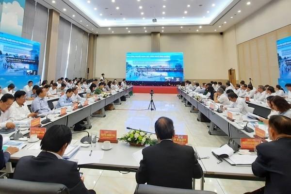 Hội nghị báo cáo đề án Vùng đổi mới sáng tạo Bình Dương