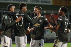 MU tìm lại niềm vui chiến thắng ở cúp liên đoàn Anh