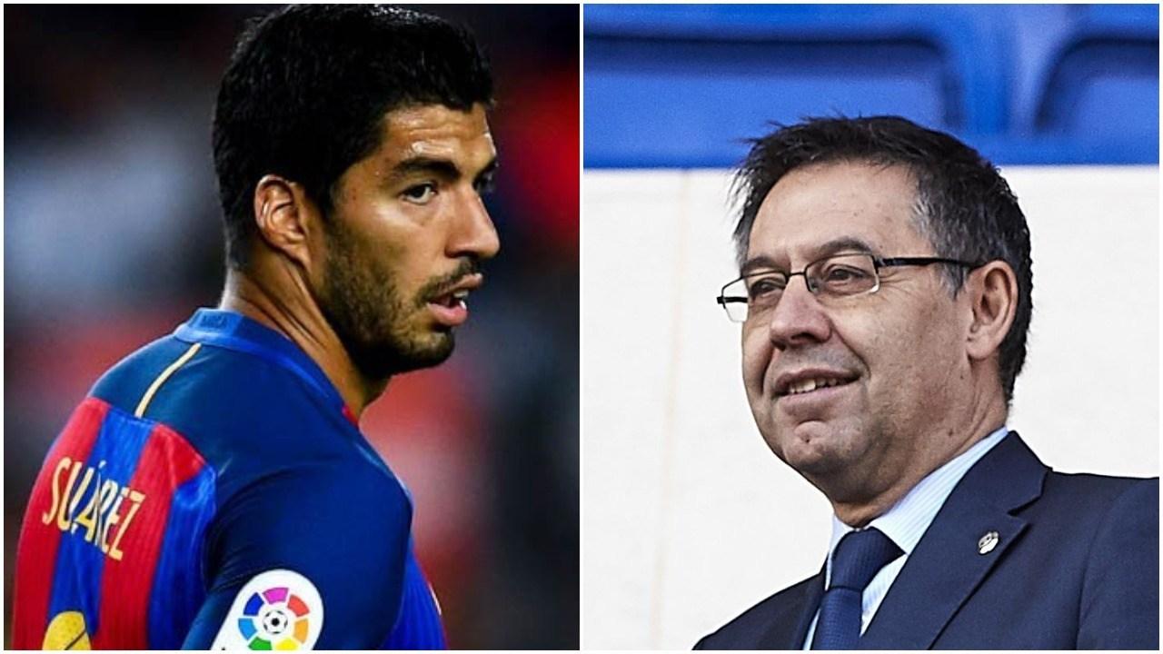 Luis Suarez tức giận Barca trở mặt, cản đường đến Atletico Madrid