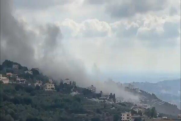 Nổ kho vũ khí ở miền nam Lebanon