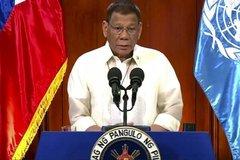 Tổng thống Philippines nhắc lại vụ thắng kiện Trung Quốc về Biển Đông tại LHQ