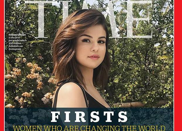 Selena Gomez lọt top 100 nhân vật ảnh hưởng nhất thế giới 2020