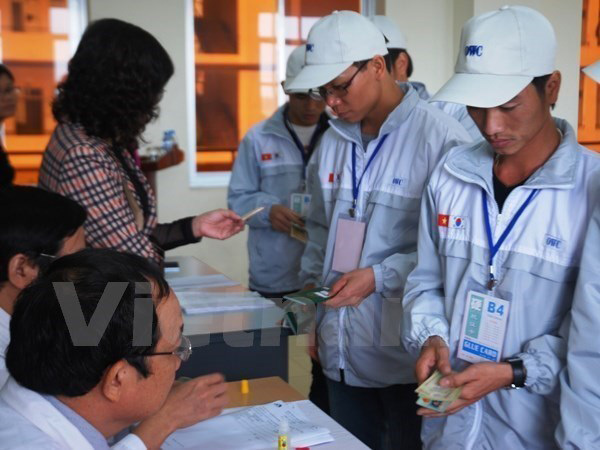 Vietnamese workers in South Korea to lose deposits over contract violations