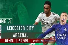 Lịch thi đấu bóng đá ngày 23/9: Sôi động vòng 3 League Cup