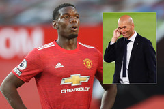Zidane hối thúc Real Madrid hãy mua Pogba