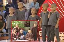 Sự thật '5 chú tiểu' ở Tịnh thất Bồng Lai: Đều là anh em, không phải trẻ mồ côi
