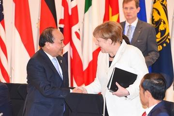 45 năm quan hệ Việt Nam-Đức: Sâu rộng, hiệu quả, thực chất
