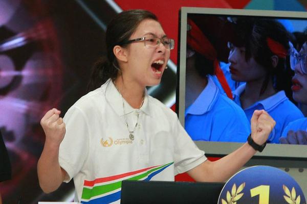 MC Mai Trang dẫn điểm cầu Ninh Bình lên tiếng xung quanh ồn ào Olympia