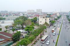 """Đường sắt bị cưỡng chế thuế khu """"đất vàng"""" tại Hà Nội"""