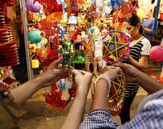 Ho Chi Minh City's lantern street readies for Mid-Autumn Festival