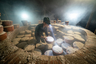 Photos portraying hardship of salt workers win Heritage Journey contest