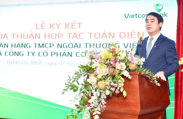 Vietcombank rót vốn 1.360 tỷ đồng cho dự án điện gió của REE Corporation