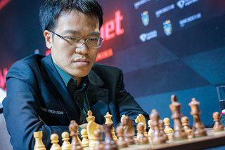 Quang Liem progresses to quarter-finals of Banter Series chess tourney