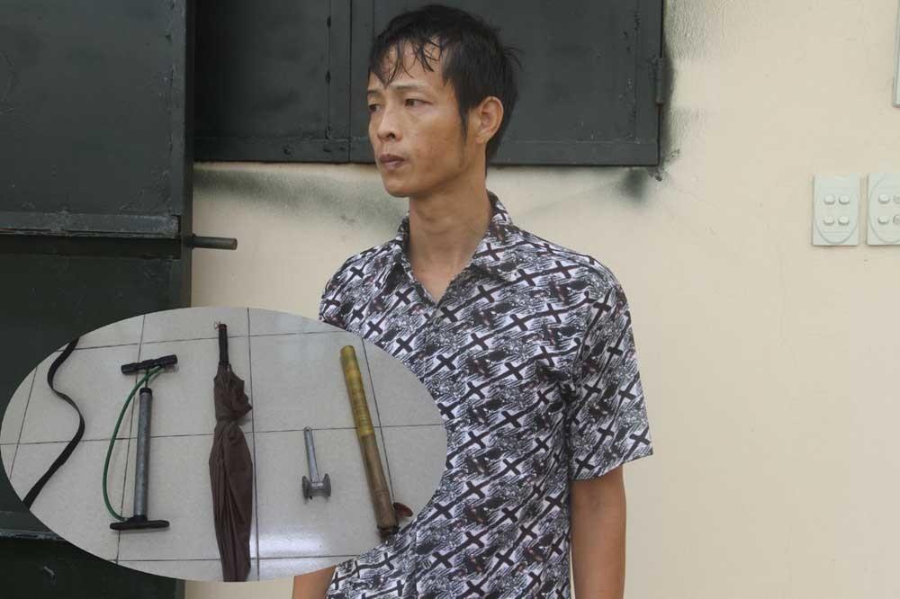 Bắt giam người cha bạo hành con trai 9 tuổi ở Hưng Yên