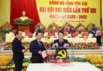 Bí thư Yên Bái Phạm Thị Thanh Trà chuyển công tác